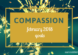 COMPASSION FEBRUARY 2018 GOALS